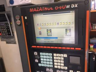 Fresadora Mazak Variaxis 500 5X - Production line 2 machines / 14 pallets-4