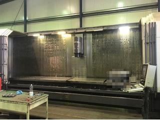 Fresadora Axa VHC 3 - 5000 XTS 50, A.  2006-1