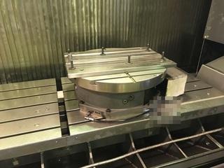 Fresadora Axa VHC 3 - 5000 XTS 50, A.  2006-3
