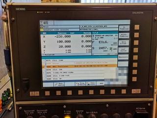 Fresadora Axa VHC 3 - 5000 XTS 50, A.  2006-5