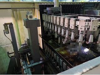 Fresadora Axa VHC 3 - 5000 XTS 50, A.  2006-6