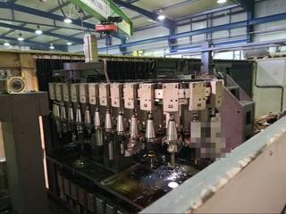 Fresadora Axa VHC 3 - 5000 XTS 50, A.  2006-7