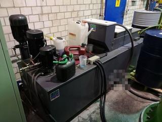 Fresadora Axa VHC 3 - 5000 XTS 50, A.  2006-9