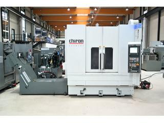 Fresadora Chiron Mill FX 800 baseline, A.  2016-0