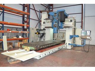 Correa FP 30 / 40 rebuilt Bed fresadora-13