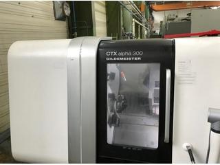 Torno DMG CTX alpha 300 V3-3