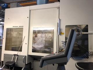 Fresadora DMG DMC 200 U  2 apc, A.  2002-6