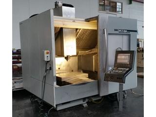 Fresadora DMG DMC 64 V linear 3ax, A.  2004-0