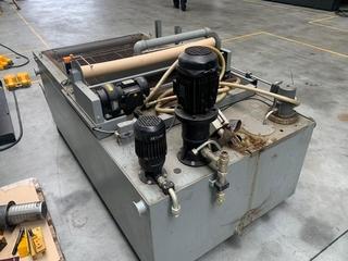 Fresadora DMG DMF 220 linear 4ax, A.  2002-11