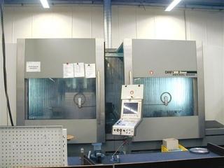Fresadora DMG DMF 360 linear, A.  2004-0