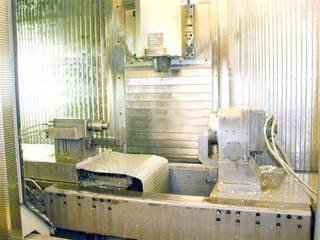Fresadora DMG DMF 360 linear, A.  2004-1