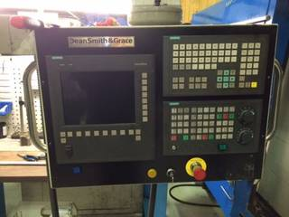 Torno Deans Smith & Grace 4432 CNC-4