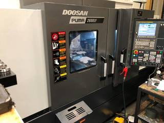 usados(as) Doosan Puma 2600LY [903931558]