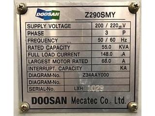 Torno Doosan Z 290 SMY-5