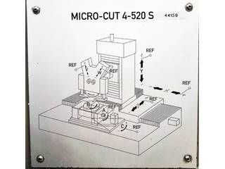 Amoladora Elb Micro-Cut 4 - 520 S-7