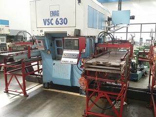 Torno Emag VSC 630 x 2-5