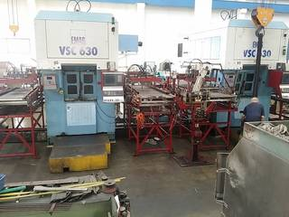 Torno Emag VSC 630 x 2-7