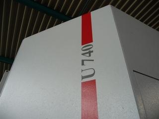 Fresadora Hermle U 740, A.  2005-6