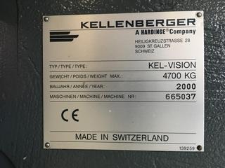 Amoladora Kellenberger Kel-vision URS 125 x 430 generalüberholt-5