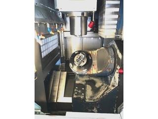 Fresadora Matsuura MAM 72 - 25 V, A.  2005-2