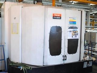 Fresadora Mazak FH 8800, A.  2006-0