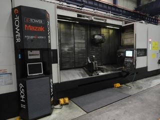 Torno Mazak Integrex E 650 H S II-0