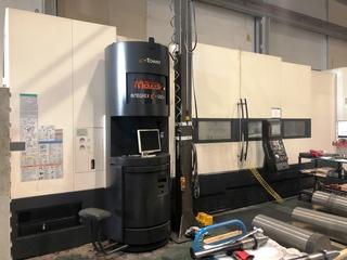Torno Mazak Integrex e-500H II x 3000 U-0