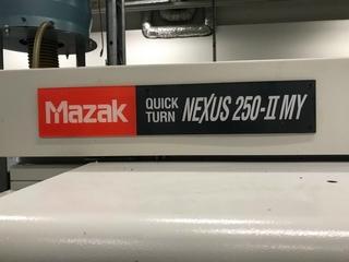 Torno Mazak QT Nexus 250 II MY-2