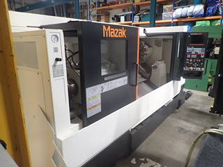 Torno Mazak QT Smart 350-0