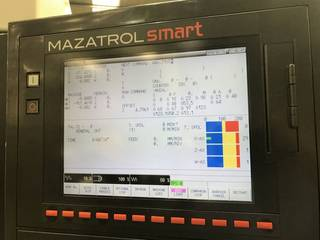 Torno Mazak QT Smart 350-7
