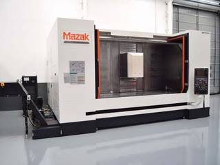 Fresadora Mazak VTC 820 / 30, A.  2013-1