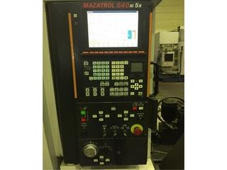 Fresadora Mazak Variaxis 630 5X, A.  2004-4