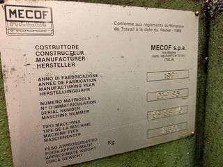 Mekof CS 88 G Bed fresadora-13