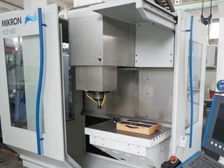 Fresadora Mikron VCP 600, A.  2004-0