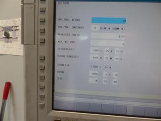 Fresadora Mori Seiki NMH 6300 DCG, A.  2013-4