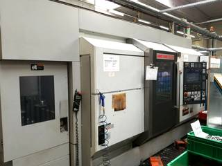 usados(as) Mori Seiki NZ 2000 T2Y gentry/Portallader [1057296380]