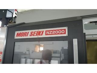 Torno Mori Seiki NZ 2000 T2Y gentry/Portallader-1