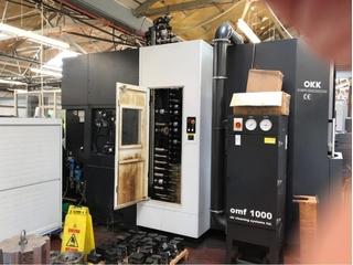 Fresadora OKK HP 500 S, A.  2009-4
