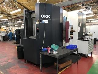 Fresadora OKK HP 500 S, A.  2009-9