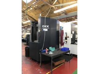 Fresadora OKK HP 500 S, A.  2009-10