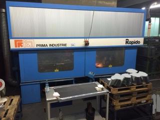 Prima Industrie 3D Rapido 5 Máquinas de corte por láser-0