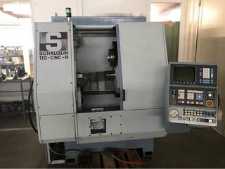 usados(as) Schaublin 110 CNC R [1045583410]