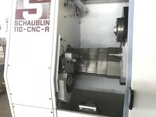 Torno Schaublin 110 CNC R-1