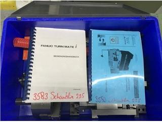 Torno Schaublin 225 TM CNC-10