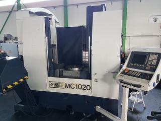Fresadora Spinner MC 1020, A.  2003-0