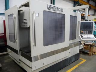 Fresadora Spinner MVC 1000-5