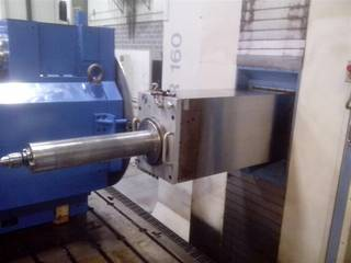 Union PCR 160 CNC Taladradora-1