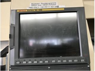 Fresadora Willemin-Macodel W 408 MT, A.  2006-5