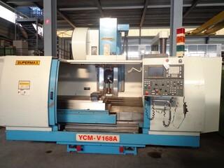 Fresadora YCM Supermax V 168 A, A.  1998-3
