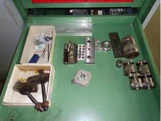 Fresadora YCM Supermax V 168 A, A.  1998-7